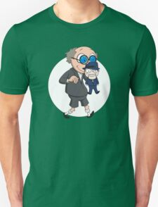 The Ventriloquist makes Scarface dance Unisex T-Shirt