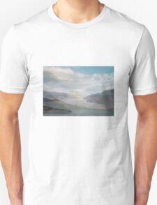 Landscape shot. T-Shirt