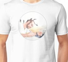 Cliff Diving Unisex T-Shirt