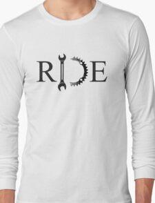bikes Long Sleeve T-Shirt