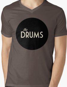 The Drums Mens V-Neck T-Shirt