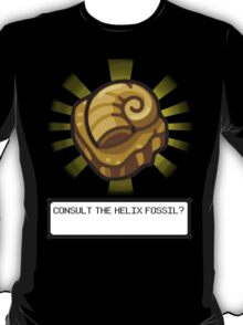 ALL PRAISE THE HELIX FOSSIL T-Shirt
