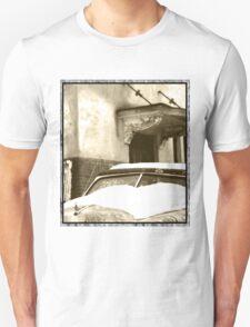 Sepia Snow Unisex T-Shirt