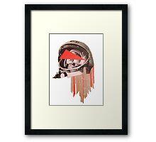 Gagarin Framed Print