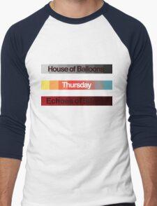 Weeknd Albums Men's Baseball ¾ T-Shirt