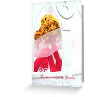 Princesa Eholja. Colección Princesas de lo que encuentran las Sirenas.  Greeting Card