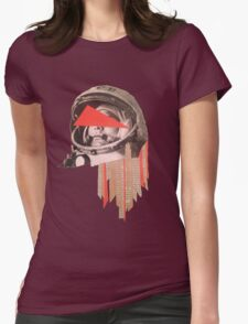 Gagarin Womens Fitted T-Shirt