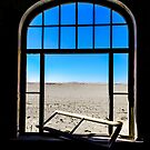 The Open Window to Nowhere - Namibia Africa by Beth  Wode