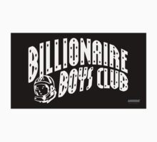 Billionaire Boys Club Logo Black by ianlynch61