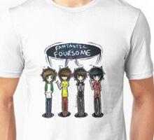 Fantastic Foursome ~ Unisex T-Shirt