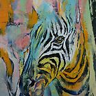 Zebra by Michael Creese