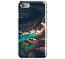 Grjótagjá: Hot spring in a cave in Iceland iPhone Case/Skin