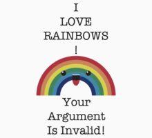 I <3 Rainbow - Invalid by matt lloyd