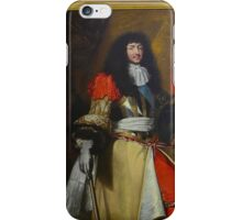 Louis XIV iPhone Case/Skin
