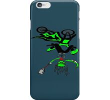 Dirt Bike Skeleton Phone Case iPhone Case/Skin