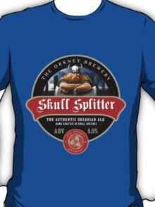 Skull Splitter Ale T-Shirt