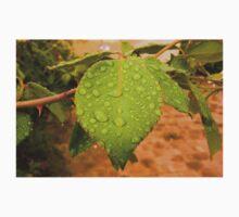 Green Leaf Kids Tee