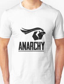 Anarchy (Black Text) T-Shirt