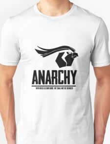 Anarchy (Black Text) T-Shirt