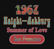 1967 Haight Ashbury - Summer of Love in San Francisco by DarkVotum