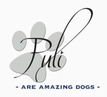 Puli - Amazing Dogs T-Shirt