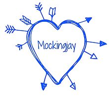 Mockingjay by BookishBoutique