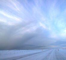 Desolate Road by redstarsam