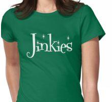 Jinkies - Alternate Womens Fitted T-Shirt