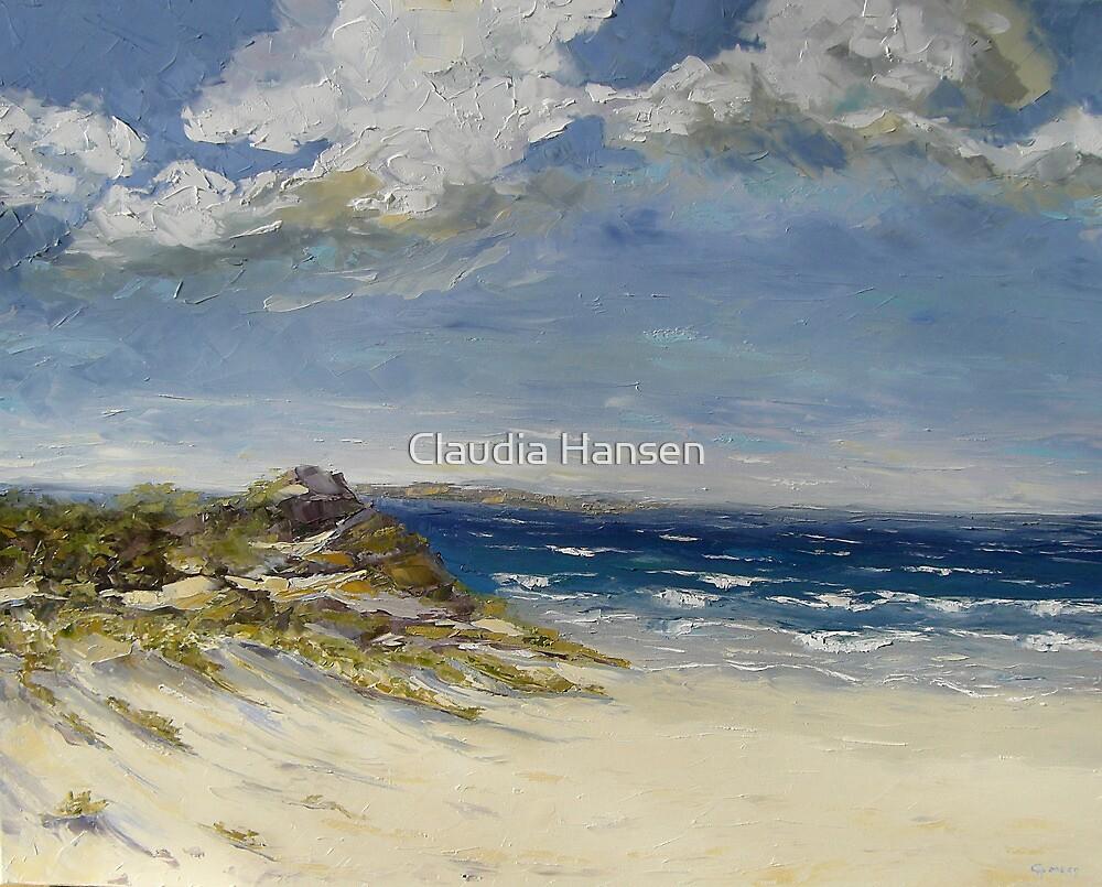 Dune Landscape by Claudia Hansen