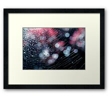 Midnight expressions Framed Print