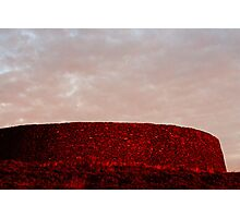 Grianan Fort Photographic Print
