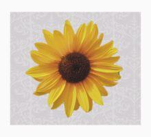 Sun Flower Kids Tee