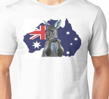 Kangaroo Prayer Unisex T-Shirt