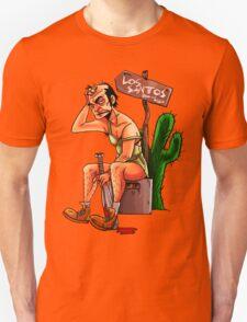 cut where? T-Shirt