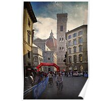 Firenze 2013 ~ Word Cycling Championship Poster