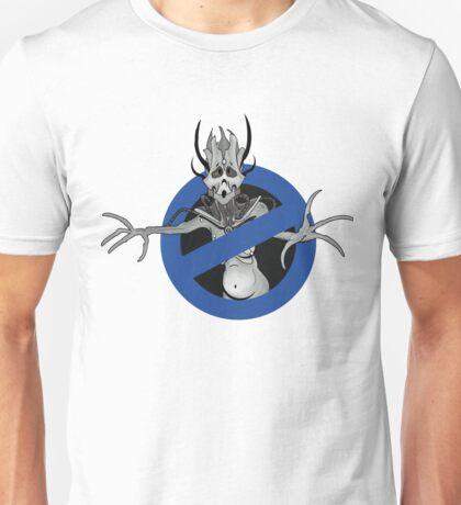 Who you gonna call? - Mass Effect 3 Banshee Unisex T-Shirt
