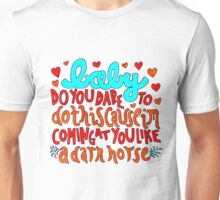 Dark Horse Lyric Drawing Unisex T-Shirt