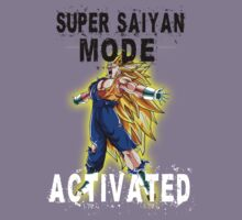 Super Saiyan Mode Vegito Super Saiyan 3 by BadrHoussni