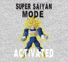 Super Saiyan Mode Ultra Trunks by BadrHoussni