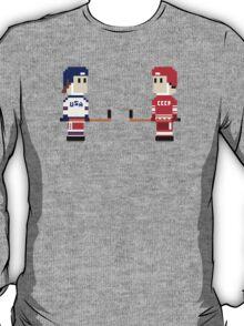 8-Bit Miracle On Ice T-Shirt