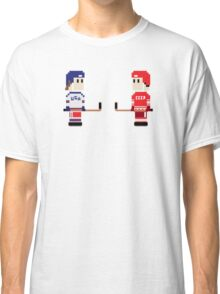 8-Bit Miracle On Ice Classic T-Shirt