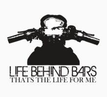 Life Behind Motorcycle Bars by DetonationCloth