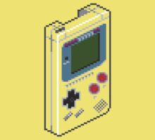 Pixel Game Boy choose your color! by cocolima