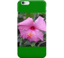 Pink Flower Case iPhone Case/Skin