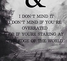 Of Mice & Men Song Lyric Case by peanut69butter