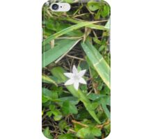 Blooming White Flower Case iPhone Case/Skin