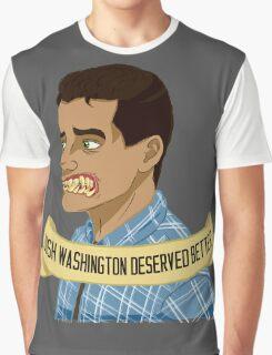 Josh Washington Deserved Better Graphic T-Shirt