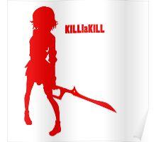 KILLlaKILL Ryuko Poster