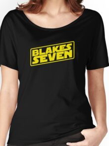 Blake's 7/Star Wars Women's Relaxed Fit T-Shirt