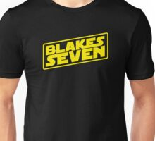 Blake's 7/Star Wars Unisex T-Shirt